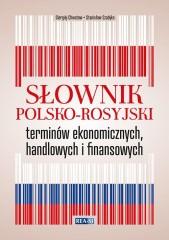 Słownik polsko-rosyjski terminów ekonomicznych, handlowych i finansowych
