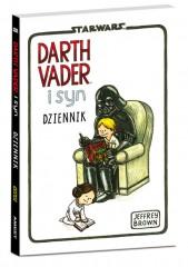 Star Wars Darth Vader i syn Dziennik