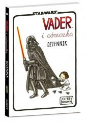 Star Wars Vader i córeczka Dziennik