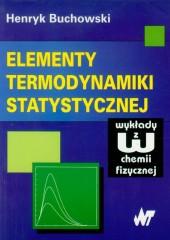 Elementy termodynamiki statystycznej