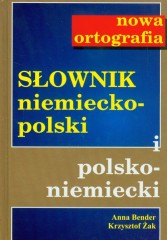 Słownik niemiecko-pol pol-niem Nowa ortografia