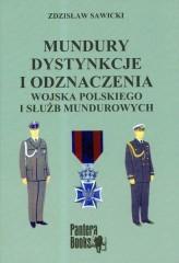 Mundury dystynkcje i odznaczenia Wojska Polskiego i służb mundurowych