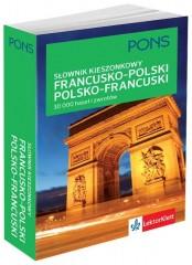Kieszonkowy słownik francusko-polski polsko-francuski
