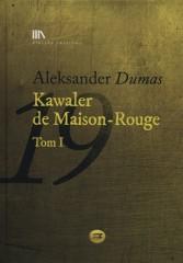 Kawaler de Maison-Rouge Tom 1 + CD