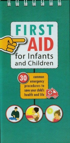Pierwsza pomoc dla dzieci i niemowląt