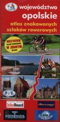 Atlas znakowanych szlaków rowerowych Województwo opolskie