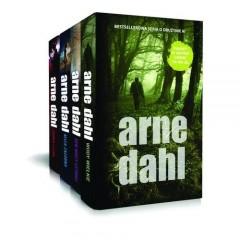 Arne Dahl Wody wielkie / Sen nocy letniej / Msza żałobna / Ciemna liczba