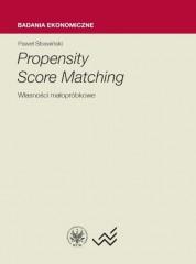 Propensity Score Matching Własności małopróbkowe