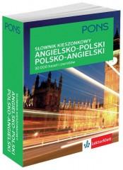 Kieszonkowy słownik angielsko-polski, polsko-angielski. 30 000 haseł i zwrotów.