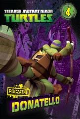 Wojownicze Żółwie Ninja 4 Początki Donatello