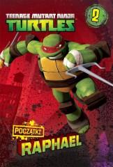 Wojownicze Żółwie Ninja 2 Początki Raphael