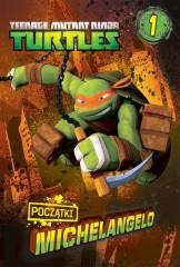 Wojownicze Żółwie Ninja 1 Początki Michelangelo