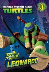 Wojownicze Żółwie Ninja 3 Początki Leonardo