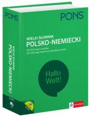 Wielki słowniki polsko-niemiecki