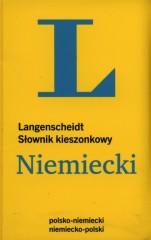 Słownik kieszonkowy Niemiecki Langenscheidt