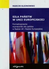 Siła państw w Unii Europejskiej