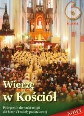 Wierzę w Kościół 6 Religia Podręcznik