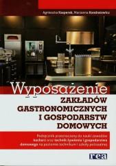 Wyposażenie zakładów gastronomicznych i gospodarstw domowych Podręcznik