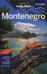 Lonely Planet Montenegro Przewodnik