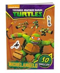Wojownicze Żółwie Ninja Michelangelo