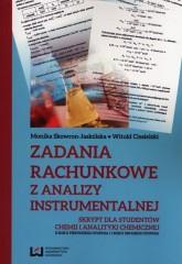 Zadania rachunkowe z analizy instrumentalnej