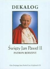 Dekalog Święty Jan Paweł II Patron rodziny