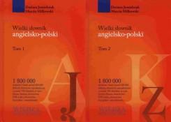 Wielki słownik angielsko-polski Tom 1-2
