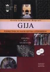 Gija Podręcznik do nauki języka litewskiego + 2CD