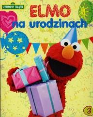 Sezamkowy Zakątek 3 Elmo na urodzinach