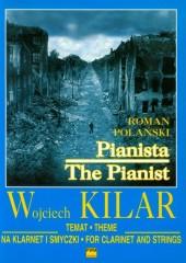 Temat z filmu Pianista na klarnet i smyczki