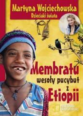 Mebratu wesoły pucybut z Etiopii