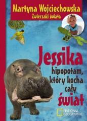 Jessika, hipopotam, który kocha cały świat