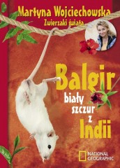 Balgir, biały szczur z Indii