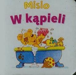 Misio w kąpieli