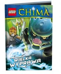 Lego The Legends of Chima Wielka wyprawa