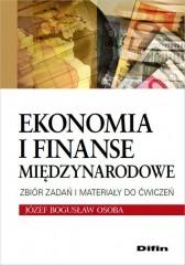 Ekonomia i finanse międzynarodowe