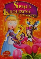Czytaj i koloruj Śpiąca królewna Calineczka