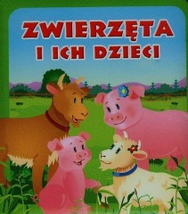 Zwierzęta i ich dzieci Pianki