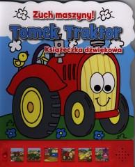 Tomek Traktor Zuch maszyny dźwiękowa