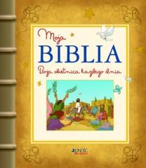 Moja Biblia Boża obietnica każdego dnia