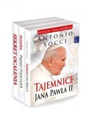 Tajemnice Jana Pawła II / Sekret ocalenia / Jezuita