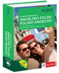 Słownik uniwersalny angielsko-polski, polsko-angielski