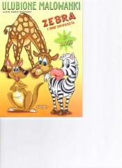Zebra i inne zwierzęta
