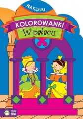 W pałacu Kolorowanki