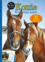 Konie Moja księga zabaw