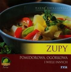 Zupy Pomidorowa ogórkowa i wiele innych
