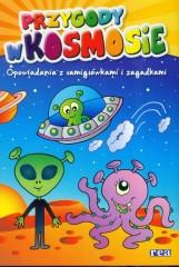 Opowiadania z łamigłówkami i zagadkami Przygody w kosmosie