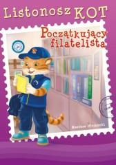 Listonosz Kot Początkujący filatelista