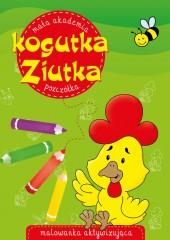 Mała akademia kogutka Ziutka Pszczółka