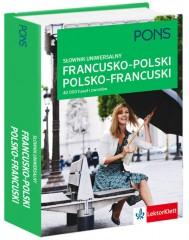 Słownik uniwersalny francusko-polski polsko-francuski